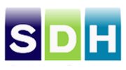 SDH Building Services logo