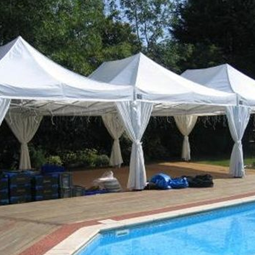 Apollo Party Hire Marquee Hire Surrey Stage Canopy